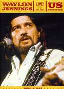 Live At The US Festival, 1983 , Waylon Jennings