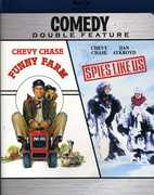 Funny Farm /  Spies Like Us , Chevy Chase