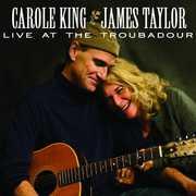 Live At The Troubadour [CD and DVD] [Digipak] , Carole King