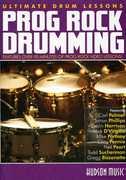 Ultimate Drum Lessons: Progressive Rock Drumming , Nick D'Virgilio