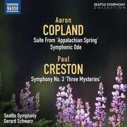 Appalachian Spring /  Symphonic Ode /  Sym No. 3 , Gerard Schwarz