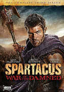 Spartacus: War of the Damned , Liam McIntyre