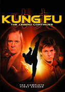 Kung Fu - The Legend Continues: The Complete First Season , David Carradine