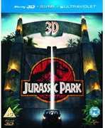 Jurassic Park (3D+2D+Uv) [Import] , Bob Peck