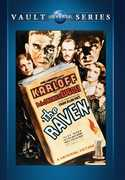 The Raven , Boris Karloff