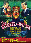 The Secrets of Wu Sin /  The Law of the Tong , Lois Wilson