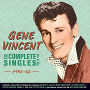 Complete Singles As & Bs 1956-62 , Gene Vincent