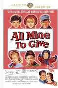 All Mine to Give , Glynis Johns
