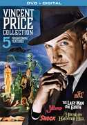 Vincent Price Collection: 5 Frightening Features , Carol Ohmart