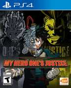 My Hero One's Justice for PlayStation 4