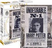 Harry Potter Undesierable No. 1 Puzzle