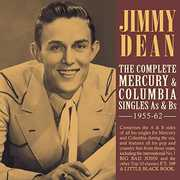 Complete Mercury & Columbia Singles As & Bs 1955-62 , Jimmy Dean