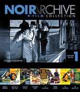 Noir Archive Volume 1: 1944-1954 , William Cameron Menzies