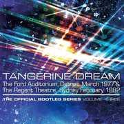 Official Bootleg Series Vol 3 [Import] , Tangerine Dream