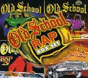 Old School Rap, Vol. 1-4 , Various Artists