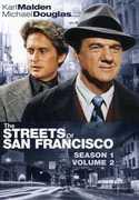 The Streets of San Francisco: Season 1 Volume 2 , Albert Salmi