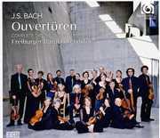 Ouverturen: Complete Orchestral Suites , J.S. Bach