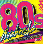80s Number 1s [Import]