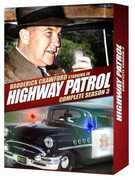 Highway Patrol: The Complete Season Three , Broderick Crawford
