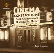 Come Back to Me-Pno Arrangements of Great Film