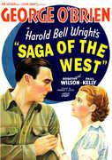 Saga of the West , George O'Brien