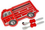 KidsFunwares Me Time: Fire Engine Meal Set