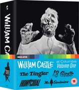 William Castle at Columbia: Volume One [Import]