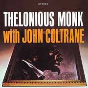 Thelonious Monk With John Coltrane [Import] , Thelonious Monk