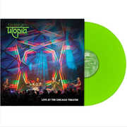 Live At The Chicago Theatre , Todd Rundgren's Utopia