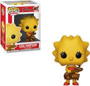 FUNKO POP! ANIMATION: Simpsons - Lisa-Saxaphone