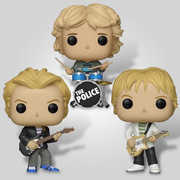 The Police Funko Bundle