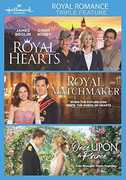 Royal Romance Triple Feature Royal Hearts, Royal Matchmaker, Once Upon a Prince , James Brolin