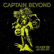 Live In New York: July 30th 1972 , Captain Beyond