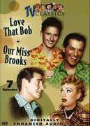 TV Comedy Classics 1: Love That Bob /  Our Miss , Eve Arden