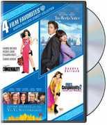 4 Film Favorites: Sandra Bullock Comedy Collection , Sandra Bullock