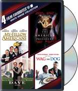 4 Film Favorites: White House Collection , Annette Bening