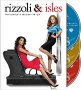 Rizzoli & Isles: The Complete Second Season , Angie Harmon