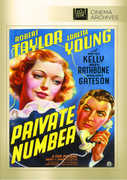 Private Number , Robert Taylor