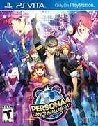 Persona 4: Dancing All Night for PlayStation Vita