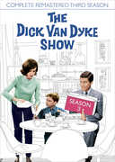 The Dick Van Dyke Show: Complete Remastered Third Season , Alan Reed, Sr.