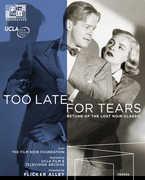 Too Late for Tears , Lizabeth Scott