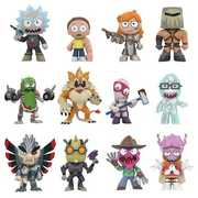 FUNKO GALACTIC PLUSHIES: Rick & Morty