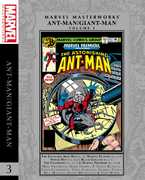 Marvel Masterworks: Ant-Man/ Giant-Man Vol. 3