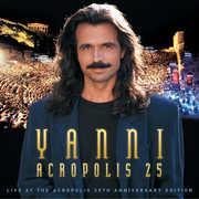 Yanni: Live At The Acropolis (25th Anniversary) , Yanni