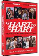 Hart to Hart: Movies Are Murder Collection , Robert Wagner