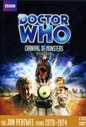 Doctor Who: Carnival of Monsters , Jenny McCracken