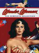 Wonder Woman: The Complete Collection , Debra Winger