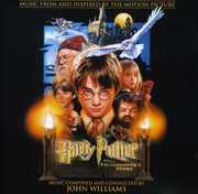 Harry Potter and the Sorcerer's Stone (Original Soundtrack) [Import] , John Williams