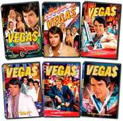 Vegas: The Complete Series , Naomi Stevens