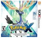 Pokémon X for Nintendo 3DS